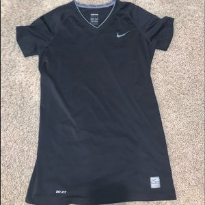 Nike Black Dri-Fit T shirt!
